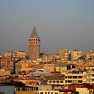 Minaret stands tall by su2anne