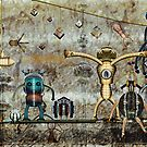 Little Rusty World by Cornelia Mladenova