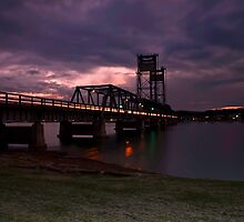 Clyde River Bridge by bazcelt
