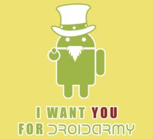 Droidarmy: Propaganda Kids Clothes