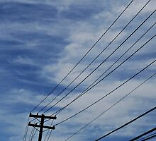 Wires in the Sky by sdelladucata
