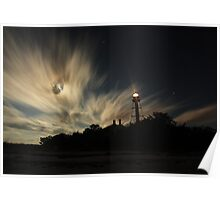 Point Ybel Lighthouse 2 Poster
