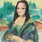 Mona Lisa by steel53194