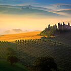 Val d&#x27;Orcia by Inge Johnsson