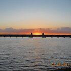Hanover Street Bridge Sunset #118 by steeltrap