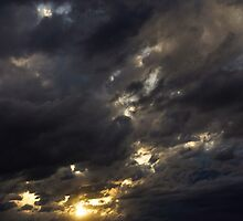 Ethereal Illumination - Castle Rock, Colorado by Zeibyasis