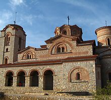 Medieval church SS Clement and Panteleimon by Maria1606