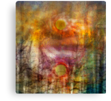 Scorch of Summer's Love Canvas Print