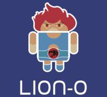 Droidarmy: Thunderdroid Lion-o by Nana Leonti