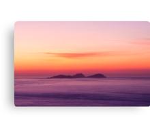 Outer Blasket Islands Canvas Print