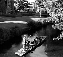 cityscapes #46, punting by stickelsimages