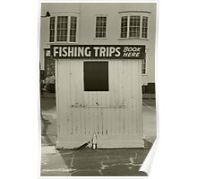 Fishing Trips, come one and all! Poster