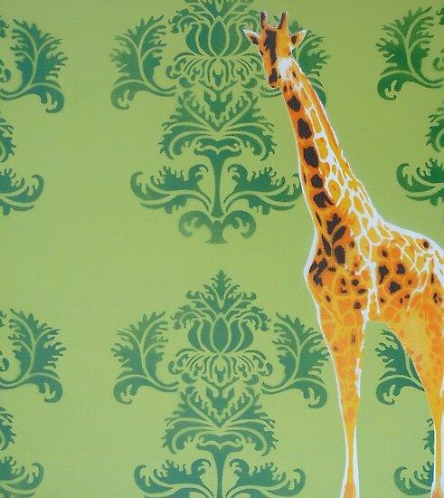 working giraffe wallpaper fairy - photo #14