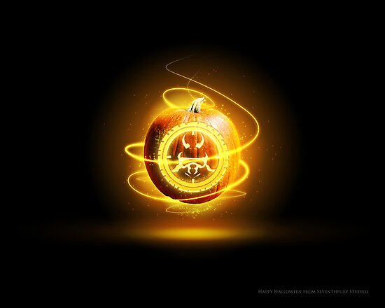 haloween wallpaper. Halloween Wallpaper 2008 by