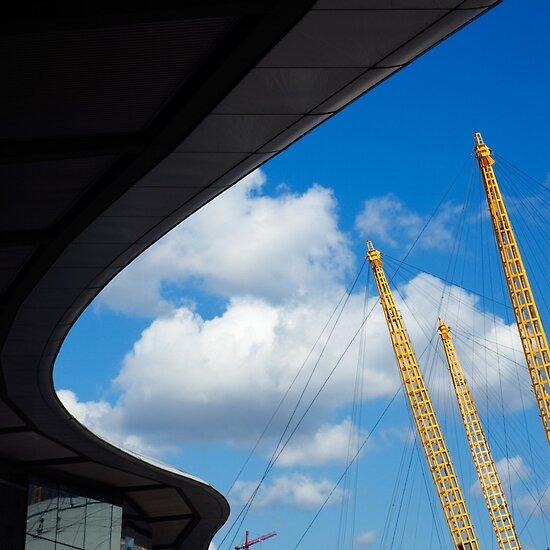 o2 arena london. O2 Arena, London by Roberto