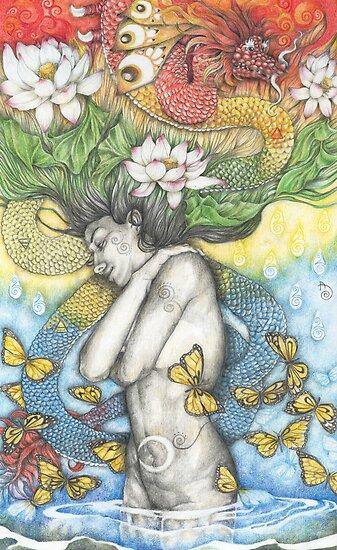 metamorphosis in art. The Chemistry (Metamorphosis)