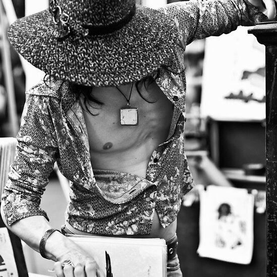 Black and White, New York,