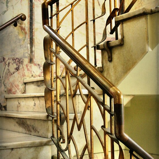 Pictures Of Unity In Art. Manchester Unity Staircase by
