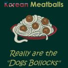 'Korean Meatballs...'