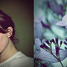 Diptych: When The Seasons Changed ... I Left You by Fiona Christensen
