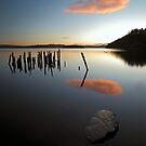 Balmaha marina by Grant Glendinning