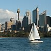 'Sydney Sailing' featured in A Place To Call Home