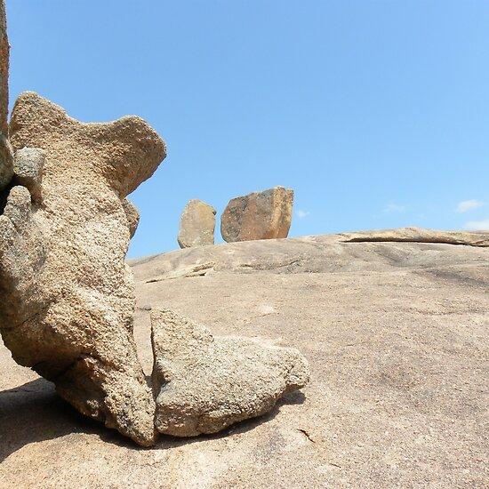 enchanted rock. Frozen in Time Enchanted Rock
