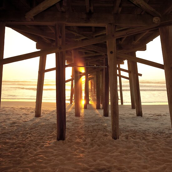 flagler beach florida. Under the Pier, Flagler Beach,