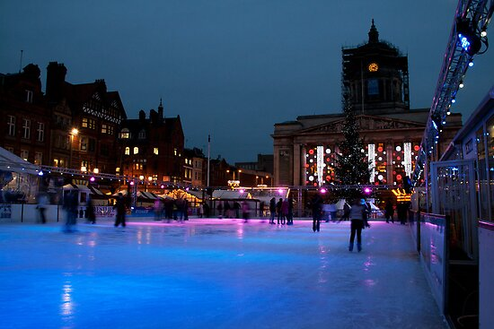 nottingham ice