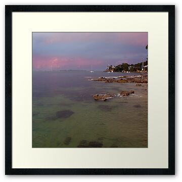 bundeena sunset