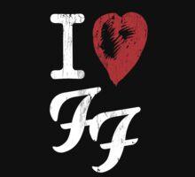 I Heart Foo Fighters T-Shirt