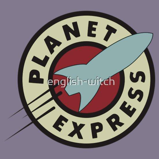 TShirtGifter presents: Planet Express T-Shirt