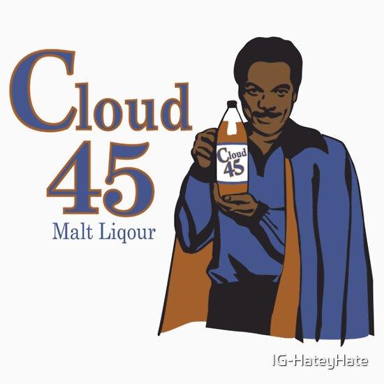 TShirtGifter presents: Cloud 45 (Star Wars / Colt 45 Shirt) T-Shirt