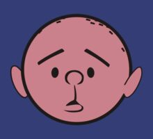 Karl Pilkington Cartoon Head T-Shirt