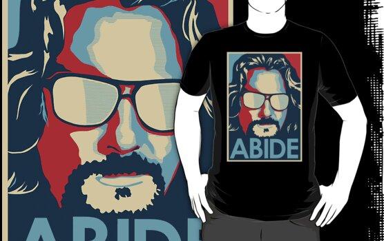 The Big Lebowski (ABIDE) T-Shirt