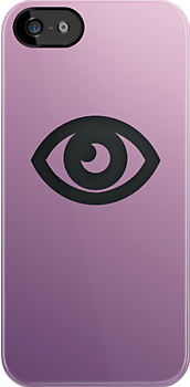 """""""Psychic Type Symbol"""" iPhone Cases & Skins by LynchMob1009 ..."""