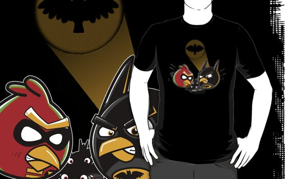 Batbird And Robin T-Shirt
