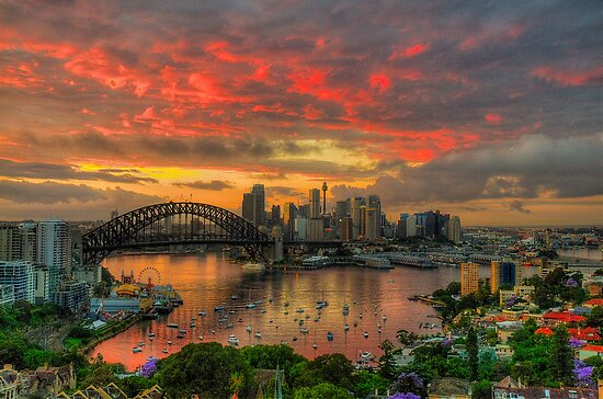 Quot Oh What A Beautiful Morning Moods Of A City Sydney