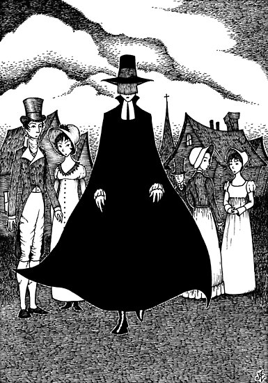 The Minister's Black Veil - Essay