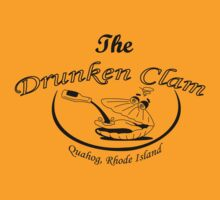 The Drunken Clam T-Shirt