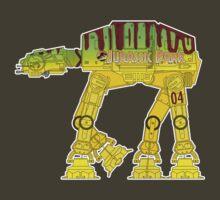 Jurassic Park Explorer AT-AT T-Shirt