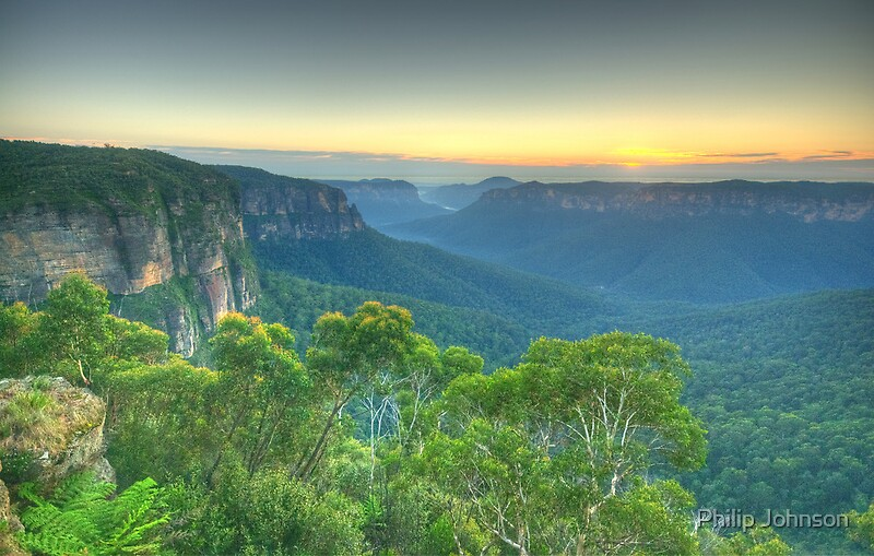 Quot Wilderness Grose Valley Blue Mountains World Heritage