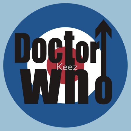 TShirtGifter presents: QUAD DOCTOR WHO T-Shirt