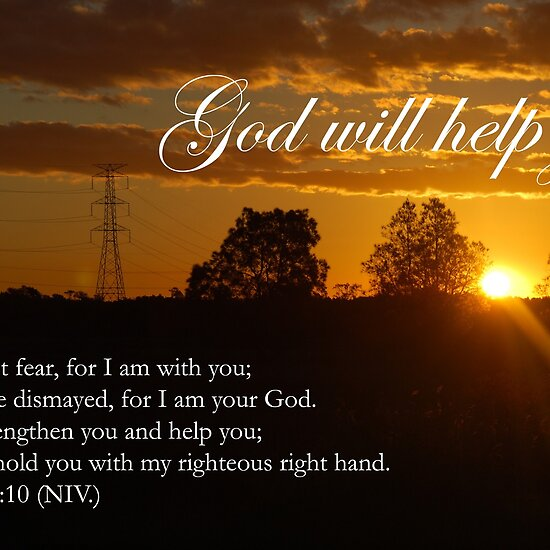 God Will Help You Quotes. QuotesGram